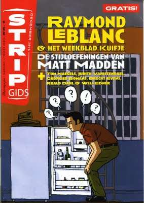 Cover van Stripgids 2.