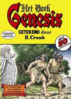 'Het Boek Genesis' van Crumb is aan zijn derde herdruk toe