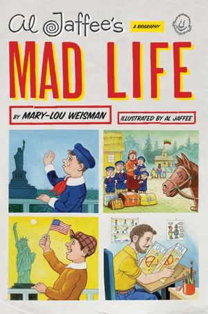 Cover Al Jaffee - Mad Life
