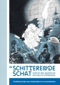 Cover De Schitterende Schat - (c) Mathilde Van Gheluwe