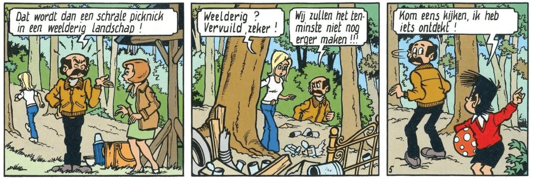 De Wollebollen - De Kiekeboes (c) Merho