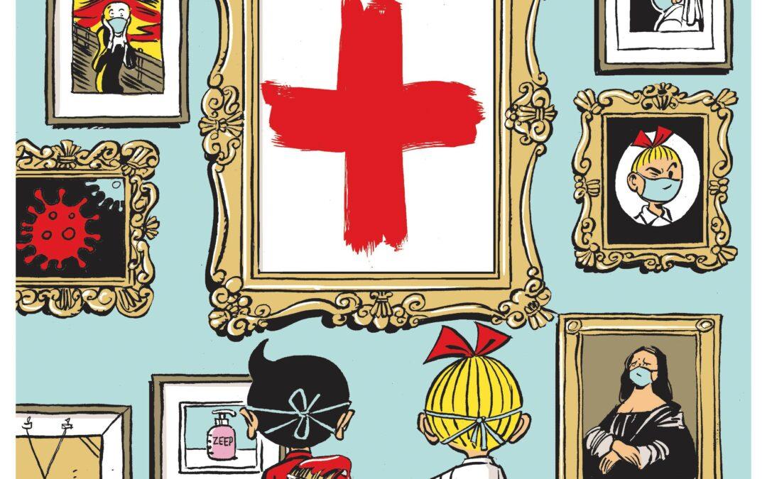 Steun het Rode Kruis