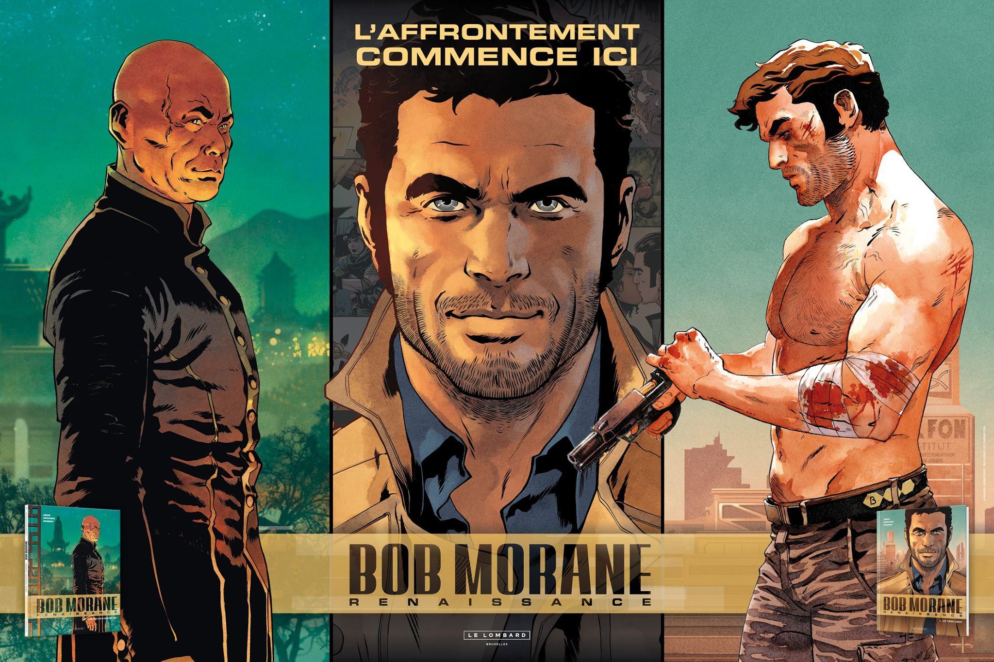 Reboot van 'Bob Morane'