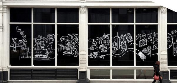 zomerVITRINEd'été: illustratoren gezocht