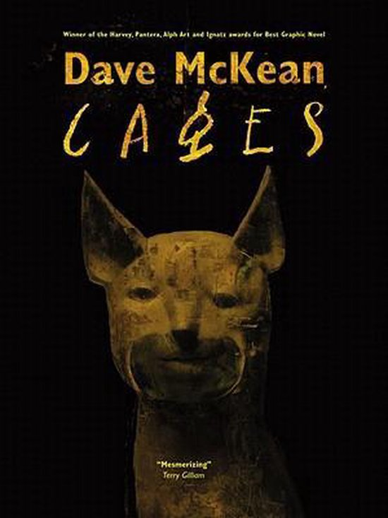 Cover Cages (c) Dave McKean