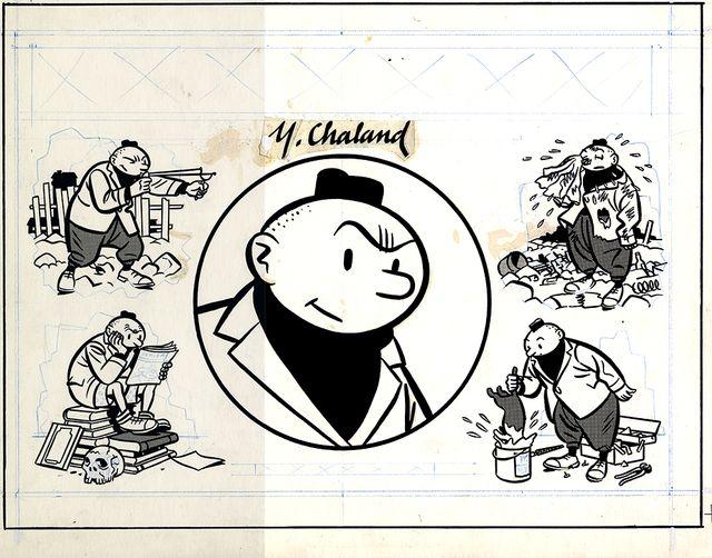 30 jaar na de dood van Yves Chaland