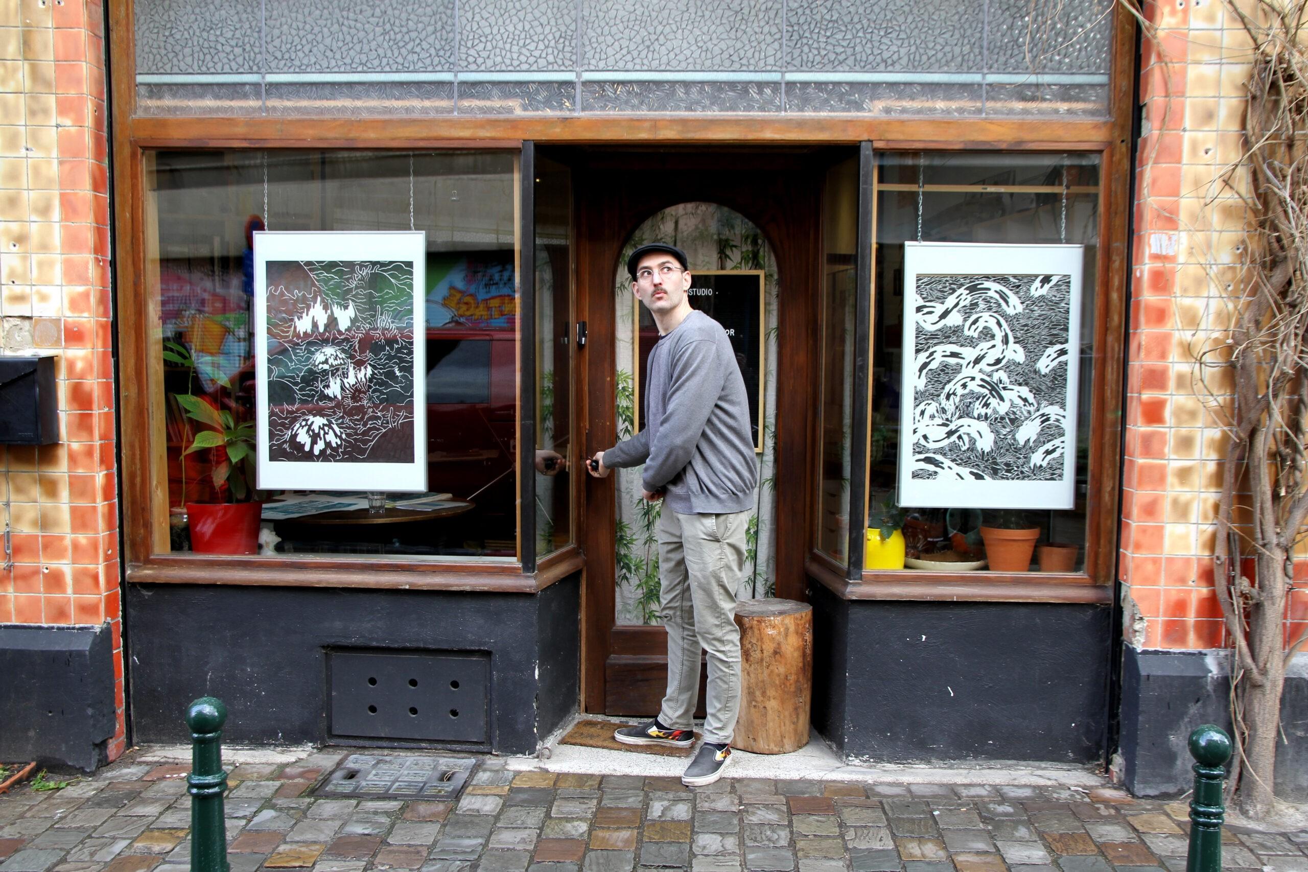 Joost Jansen (c) Kunstletters