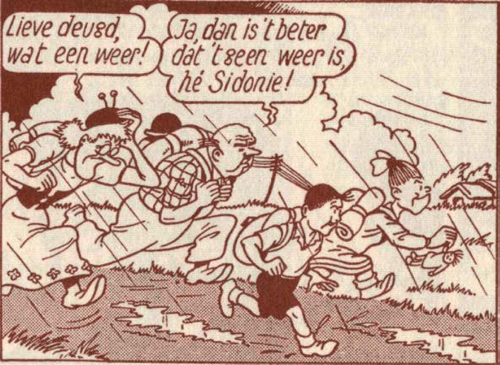 Suske en Wiske - Lambiorix (c) Standaard Uitgeverij - Willy Vandersteen
