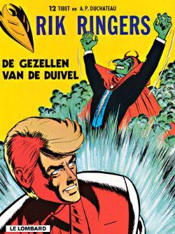 Cover Rik Ringers