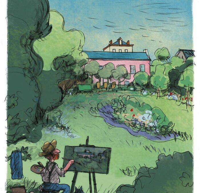 Expo 'Le jardin de Daubigny' in Cherbourg-en-Cotentin