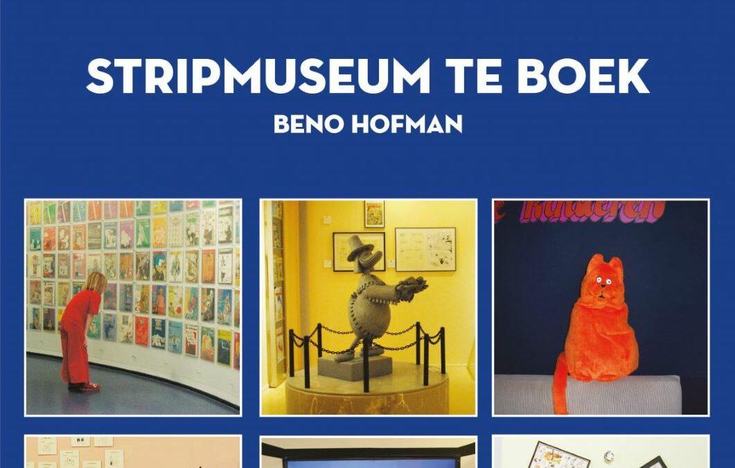 Stripmuseum te Boek, de geschiedenis van Het Nederlands stripmuseum