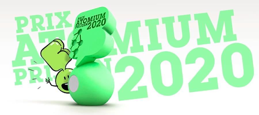 Atomiumprijzen 2020 bekendgemaakt