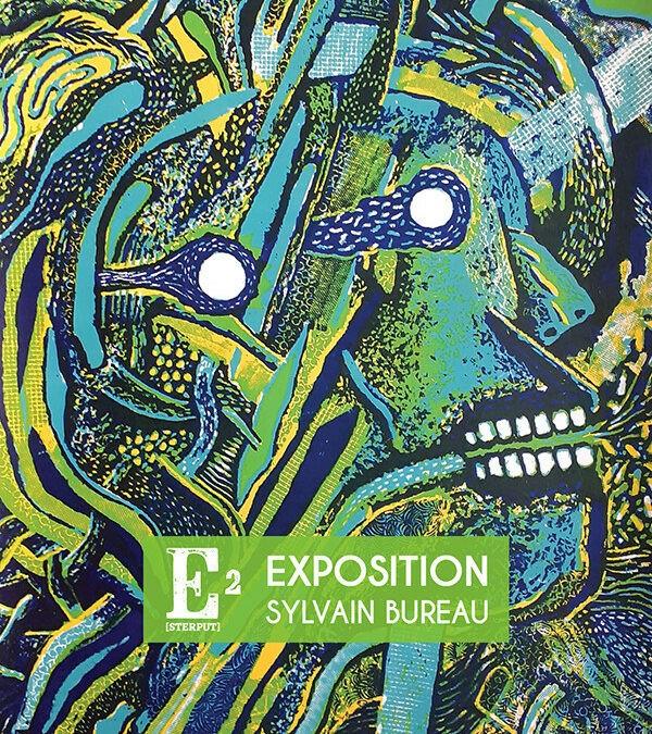 Expo 'NOPE' van Sylvain Bureau