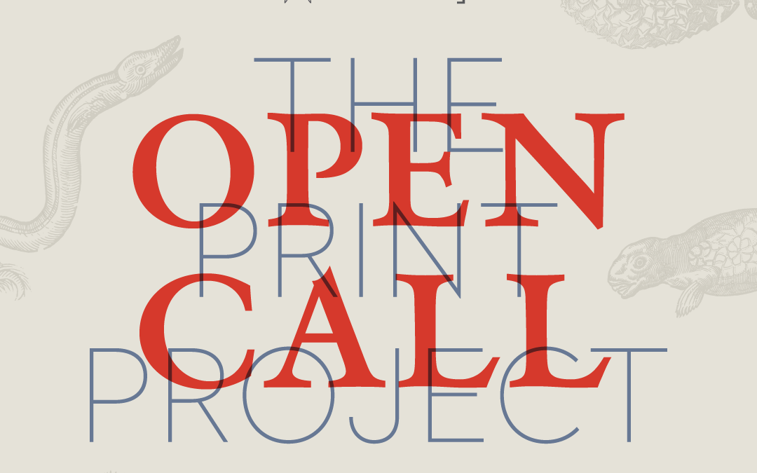 Open call The Print Project