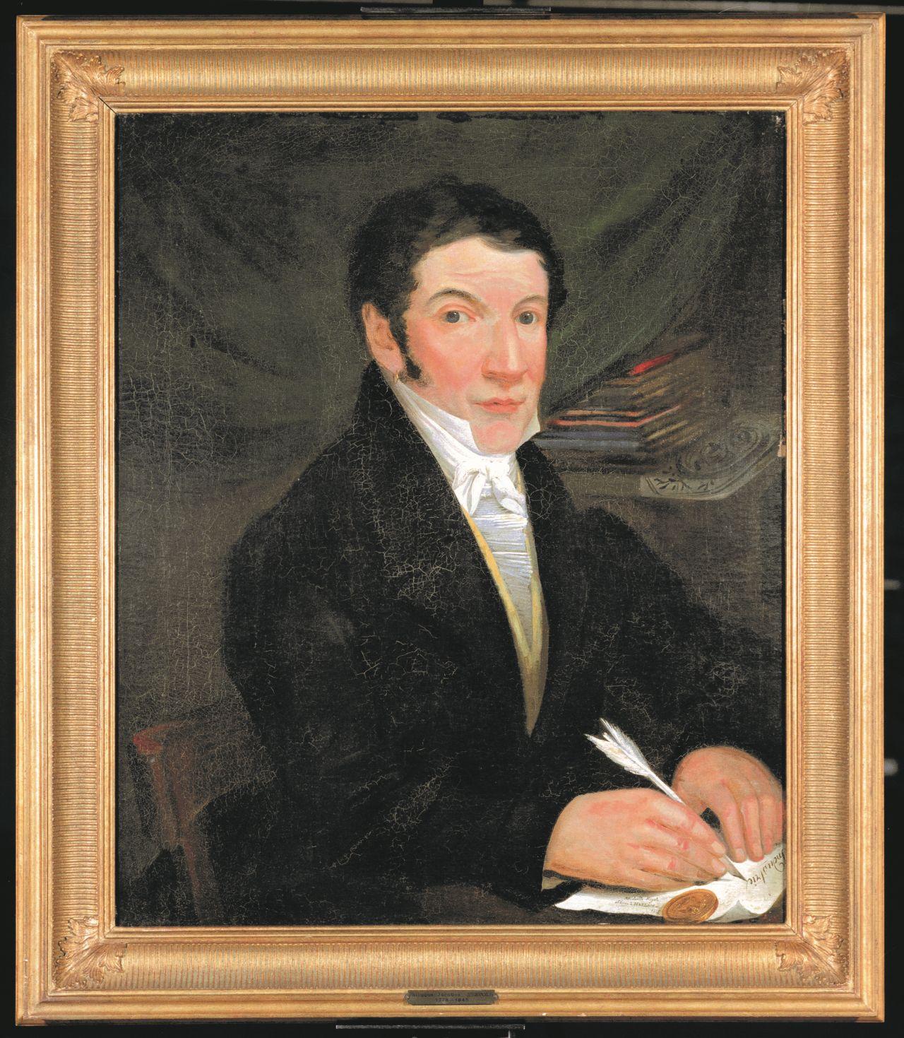 Portret Brepols
