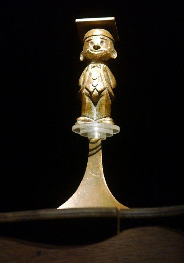 Bronzen Adhemar