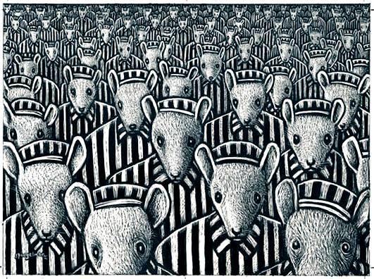 Maus (c) Art Spiegelman