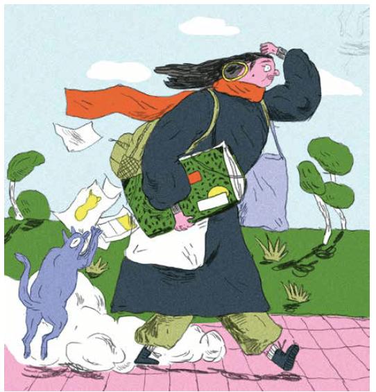 (c) Helene Lespagnard