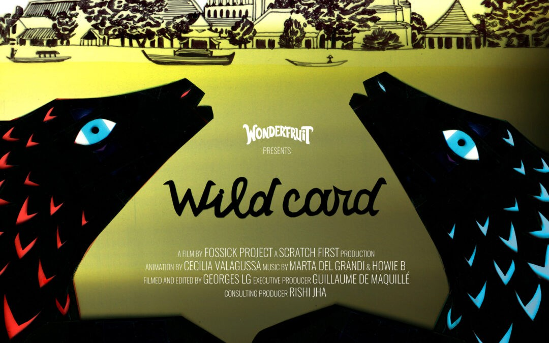 Cecilia Valagussa proudly presents: 'Wild Card'