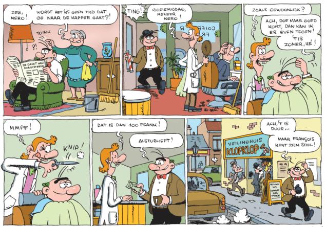 De Toet van Tut (c) Standaard Uitgeverij