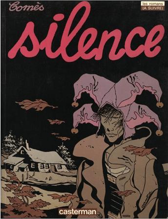 Silence (c) Casterman