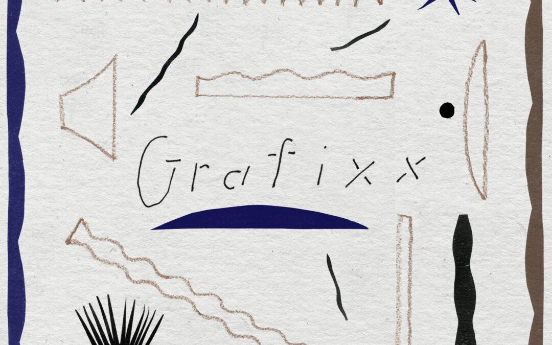 Grafixx presenteert podcasts