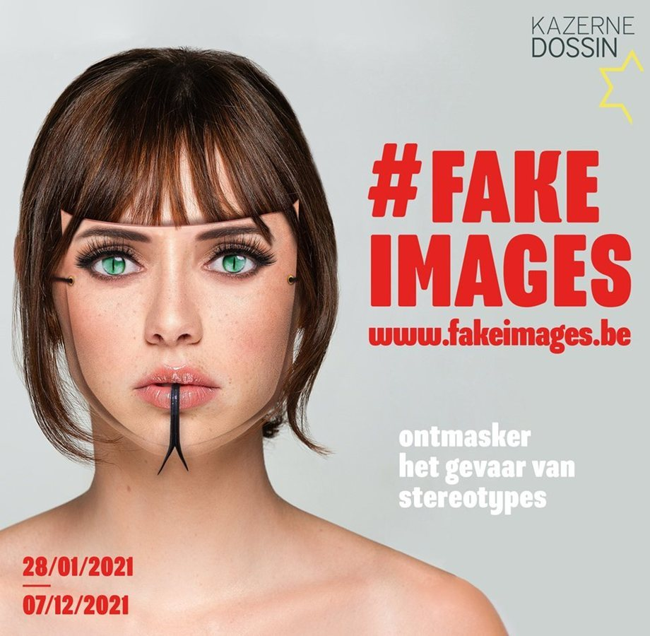 Campagnebeeld #FakeImages