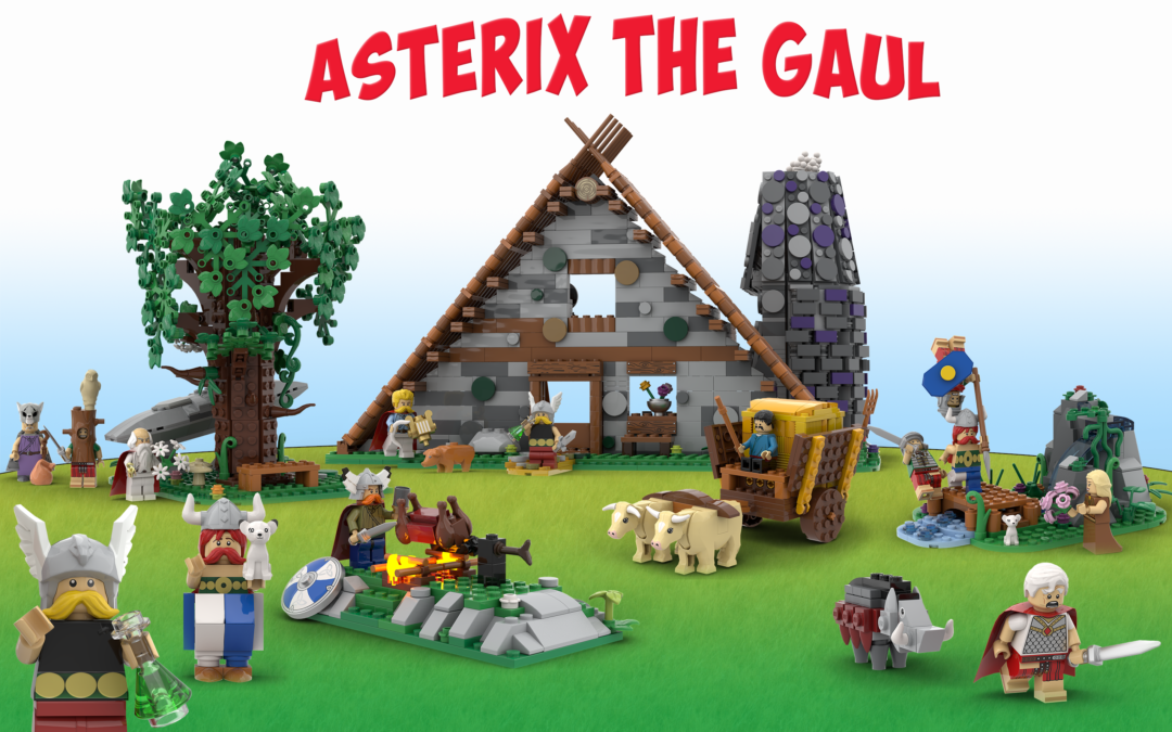 Asterix in Lego?