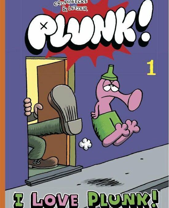 De Plastieken Plunk is terug!