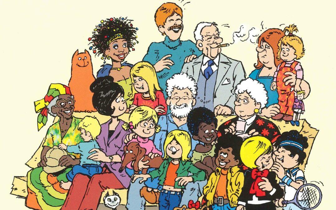 Barbara Stok schrijft scenario's 'Jan, Jans en de kinderen'