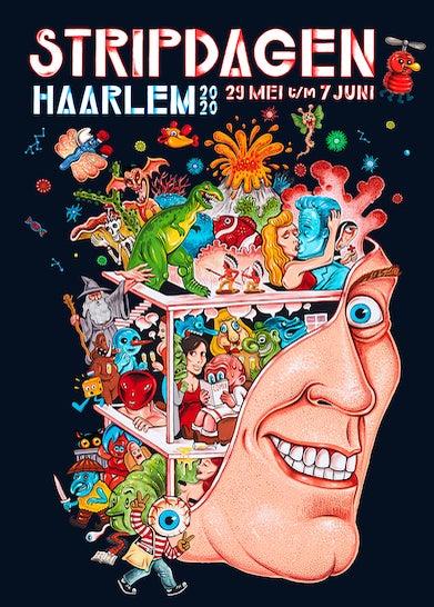 Affiche Haarlem 2020 (c)