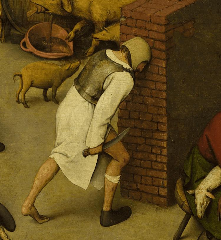 Bruegel - de spreekwoorden