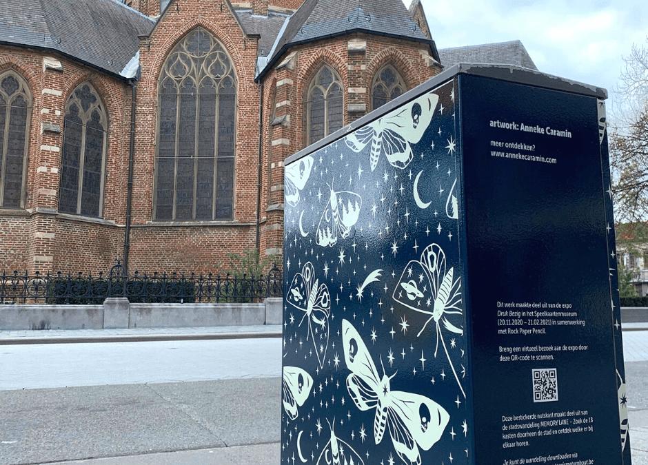 Tentoonstelling 'Druk Bezig' krijgt tweede en derde leven in Turnhout