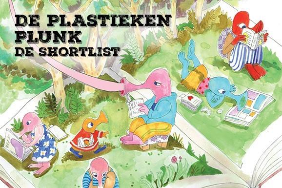Shortlist Plastieken Plunk bekend