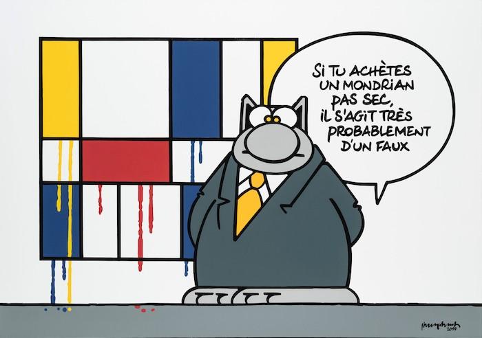 Wordt verwacht: Cartoonmuseum Le Chat