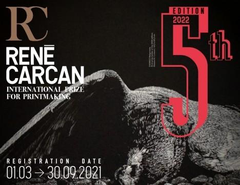 Call Internationale Prijs voor Grafische Kunsten René Carcan