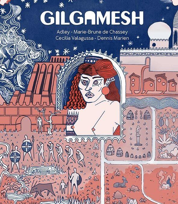 Steek uw centen in 'Gilgamesh'