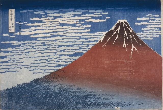 Kijktip: 'Hokusai: old man crazy to paint'