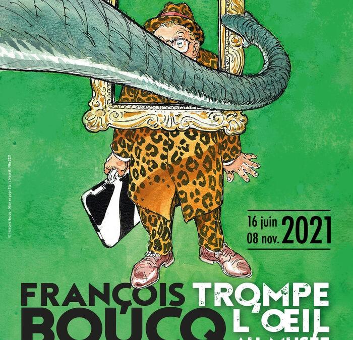 'Open Museum' met François Boucq