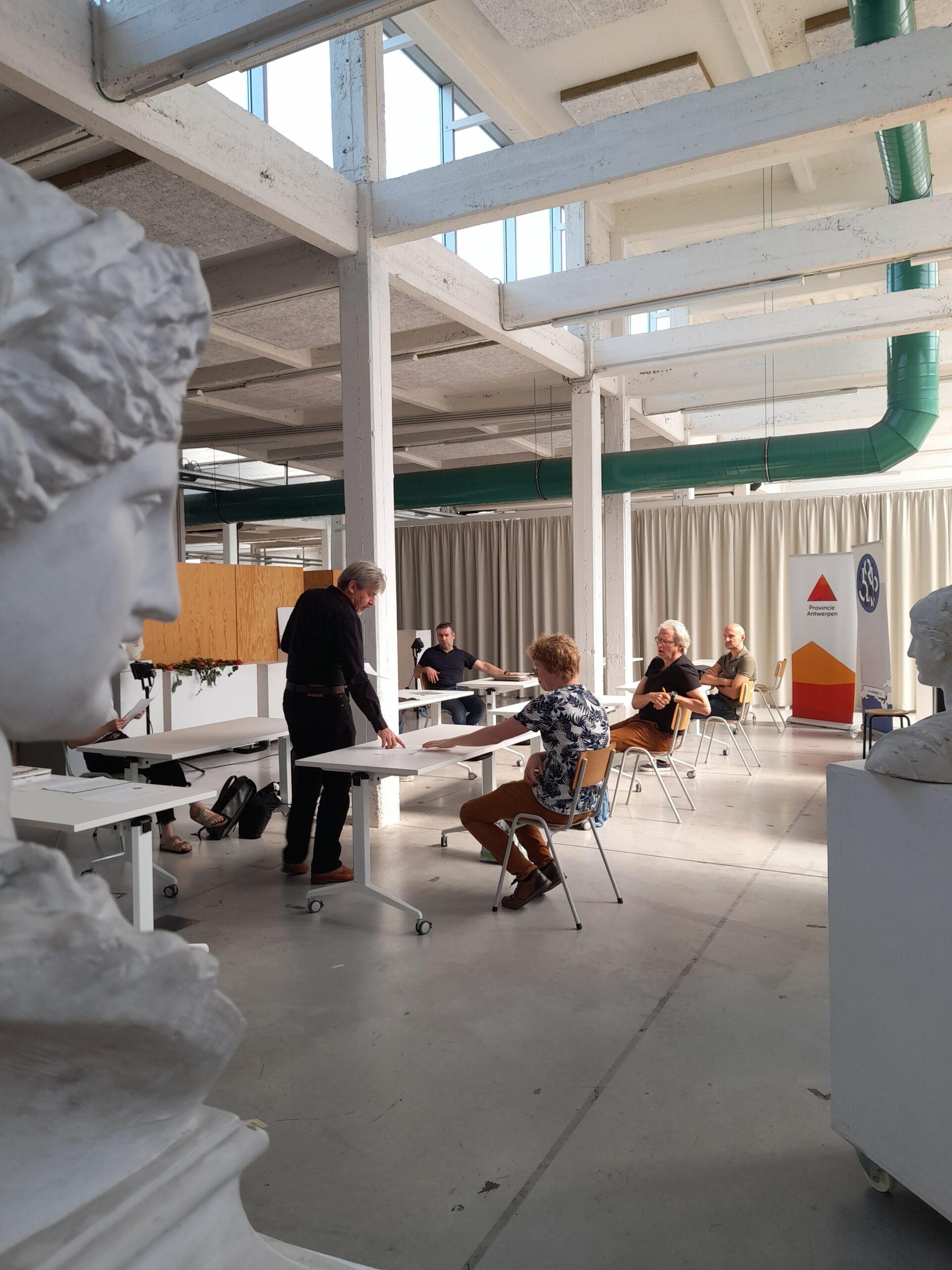 Academie Turnhout (c) Lieve Quadflieg