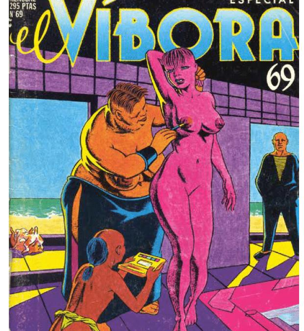Zaterdag: Spaanse strips & LGBTQIA2+ @Muntpunt!