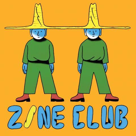 Zine CLub (c) Gabri Molist