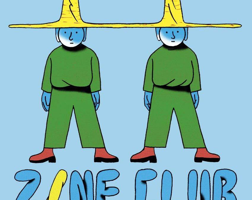 Zine Club is terug!