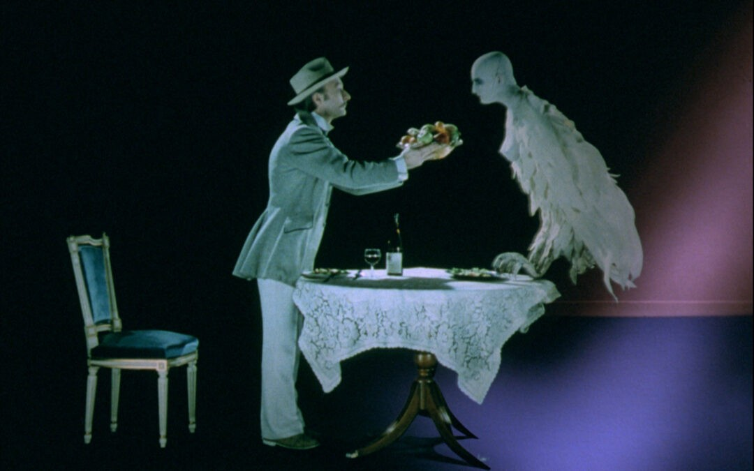 Expo 'Raoul Servais. Een wereld tussen magie en realisme'