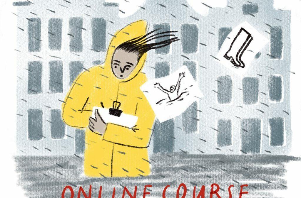 Graphic journalism: de kneepjes van het vak